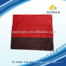 white microfiber fabric cleaning cloth