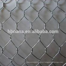 fio de galinha / rede de hexagonal / malha de arame hexagonal
