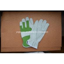 Leder-Handschuh Handschuh-Schwein Leder Handschuh-Gewichtheben Handschuh