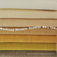 Home Textile Imitation Linen Polyester Fabric