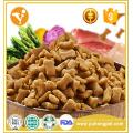 Alimentos para mascotas de alta energía alto contenido de carne de vacuno de cal
