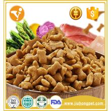 Perro planta de procesamiento de alimentos oem comida para perros natural alimento para perros a granel