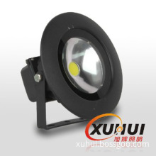 Pure White IP65 AC85-265v led flood light with motion detector ip65