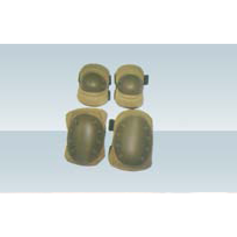 Field Military Mud Colored Protective Gear