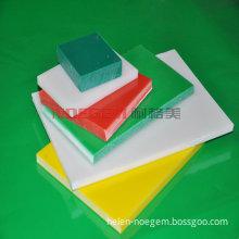 chemical resistant  polythylene hdpe plastic sheet