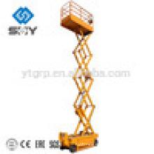 Elevador de tijera móvil / fabricante de plataforma de trabajo aéreo en China