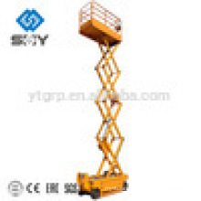 Mobile Scissor Lift / Aerial Working Platform Manufacturer In China