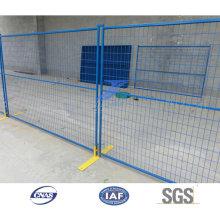 Malla de alambre soldada de alta visibilidad, producto de fencing temporal