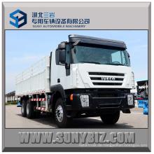 682 Serie 380HP Iveco-Hongyan Cargo Stake Truck