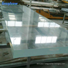 Cheap Transparent Plastic thick unbreakable acrylic panels for swimming pool