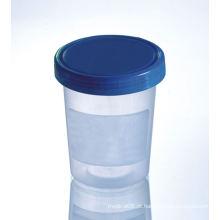 Container de amostra 100-120ml CE / FDA / ISO 13485 Aprovado