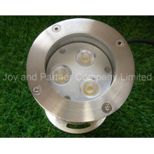 CE 9W Stainless Steel LED Underwater Spot Light (JP90034)