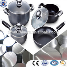 Henan Aluminium Circle Supplier for Cookware