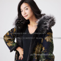 Kopenhagen Reversible Mink Fur Hooded Winter