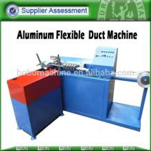 Máquina flexible para conductos metálicos