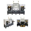 Máquina de prensa hidráulica de silicona de 2 cabezales para la venta