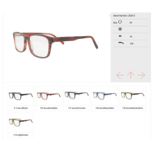 2017 Wholesaler Ready Stock Acetate Eyewear