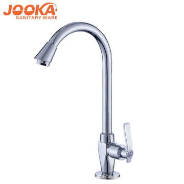 Le zinc de la Chine manipule de nouveaux robinets de cuisine de conception