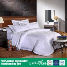 Fornecedor de roupa de cama de hotel bed linen wedding bedsheet set