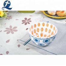 Usine pas cher prix de gros personnalisé coloré Mini bols en céramique ensemble