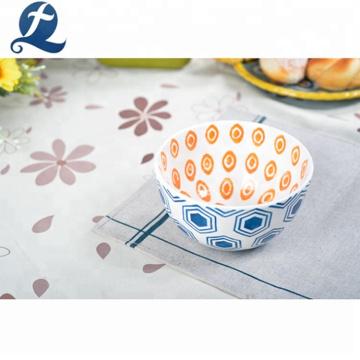 Фабрика дешевая оптовая цена на заказ красочные мини керамические чаши набор