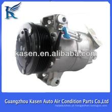 CVC6 compressor 12v ac para carros OPEL