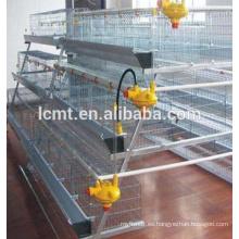 jaulas de capa de granja de aves de corral de la fábrica de China