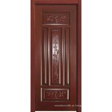 Porta de madeira (HDF-003)