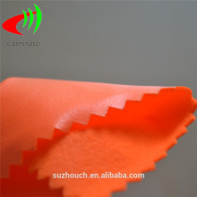 polyester fleece fabric with breathable film for outdoor garment