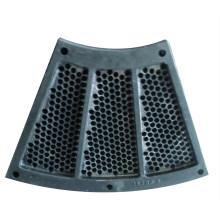 Нержавеющая сталь экрана части для технологического оборудования