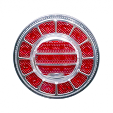 LED Truck Bus Stop Tail Light
