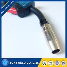 mig gas torch parts binzel MB15AK 4m welding gun