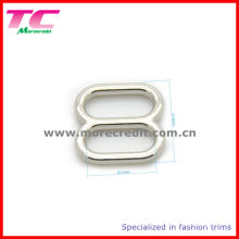 Hebilla del metal del molde existente, deslizador del anillo de la ropa interior para el sujetador, zapatos