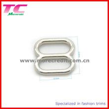 Existente molde metal Buckle, lingerie anel deslizante para sutiã, sapatos