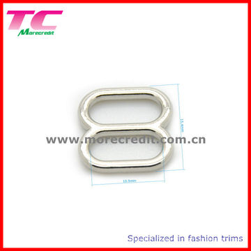 Existing Mold Metal Buckle, Lingerie Ring Slider for Bra, Shoes