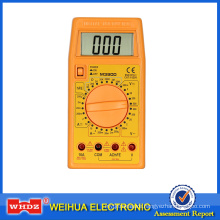 Digital Multimeter M3900 with Transistor Tester