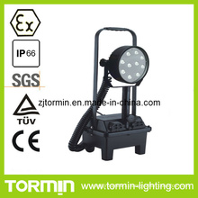 CE Explosion Proof LED Battery Portable LED Work Light