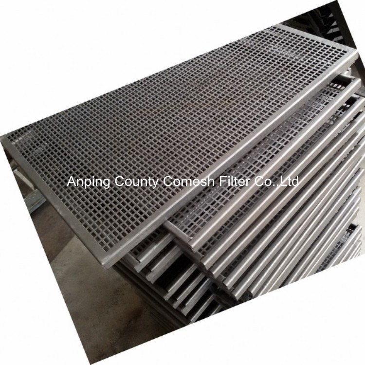 304 Stainless Steel Filter Tray