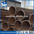 Structure or water delivery ASTM A53 Gr.A Gr.B LSAW steel pipe