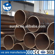 ASTM A252 Gr.1 Gr.2 Gr.3 armature de tubes en structure façonnée