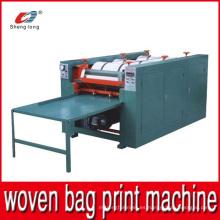 Máquina de impresión para bolsa tejida de plástico PP y bolsa no tejida