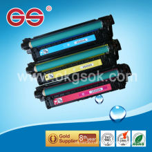 wholesale toner compatible 252a toner cartridge for hp with static control powder