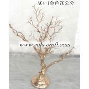 Top verkoop bruiloft Crystal Tree 70cm