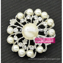 buy in house rhinestone crystal flower petals brooches