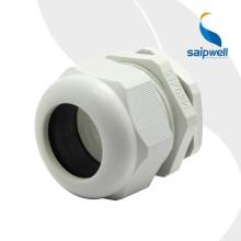 Presse-étoupe électrique Saip IP68 en nylon M40 * 1.5
