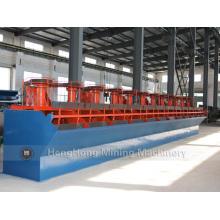 Separador de flotación de procesamiento mineral para oro, cobre, zinc de plomo, sílice