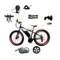 Para la venta abajo del tubo de la batería de litio bicicletas de grasa eléctricas motor central fat e bike China