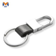 Men Custom Leder Schlüsselbund für Auto