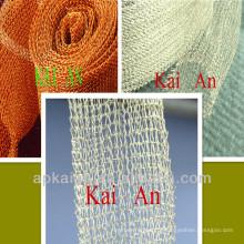 HeBei Anping Tricoté en cuivre Tricoté en fil métallique / Crochet en cuivre Mesh en fil tissé