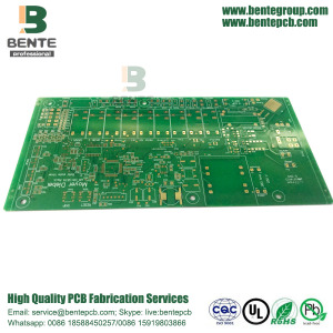 High Quality 3oz Quickturn PCB FCA